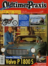 Oldtimer Praxis 5 04 2004 DKW F5 Honda XL 250 Puch P 800 Volvo P 1800 Renault 12