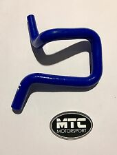 MTC MOTORSPORT Z20LET Z20LEH SILICONE ONE WAY BREATHER BLUE! ASTRA VXR GSI