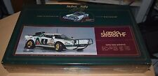 Fujimi Model Kit Safari Rally 1976 Stratos HF 1/20 Scale No. 3-1800 NEW SEALED