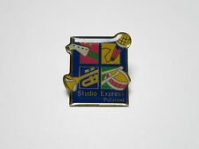 Polaroid Studio Express Pin Badge - Rare Camera Advertising Pin - Good Condition