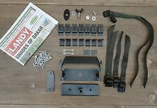 LAND ROVER Defender (wolf) Full PIONEER TOOL WING FITTING Kit..New