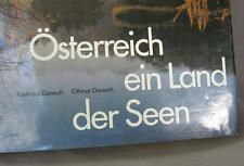 Large Book in German Language OESTERREICH EIN LAND DER SEEN