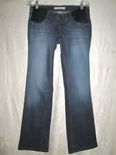J BRAND MAMA Heritage Wash Maternity Jeans 26 x 30 $185
