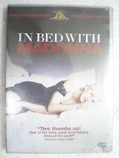 Madonna In Bed With DVD 2007  RARE INDIA INDIAN HOLOGRAM NEW