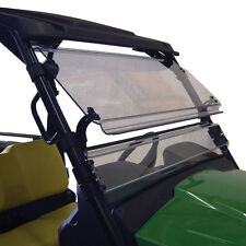 KOLPIN JOHN DEERE GATOR XUV 550 RSX850I FRONT FULL TILTING WINDSHIELD HARDCOATED