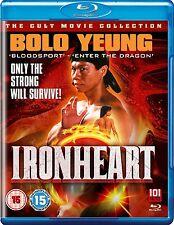 IRONHEART - Blu Ray Disc -