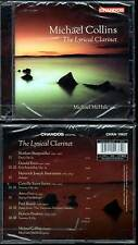 "MICHAEL COLLINS ""The Lyrical Clarinet"" (CD) 2011 NEUF"