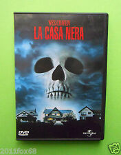 dvd film horror wes craven la casa nera wes craven's the people under the stairs