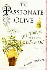Carol Firenze~THE PASSIONATE OLIVE~SIGNED 1ST/DJ~NICE COPY