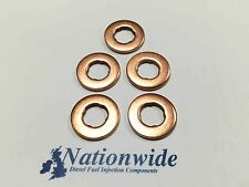 Volvo XC90 D3 FWD 2.4 Common Rail Diesel Injector Washers/Seals x 5