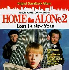 Home Alone 2: Lost in New York -- NEW CD Soundtrack Bette Midler TLC Lisa Fisher