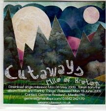 (CZ167) Cutaways, Milo of Kroton - 2009 DJ CD