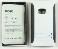 Case-Mate CM018770 Pop Case Nokia Lumia 900 -Retail - White/Gray