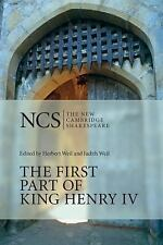 The First Part of King Henry IV (The New Cambridge Shakespeare), Shakespeare, Wi