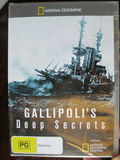 Gallipoli's Deep Secrets a National Geographic Channel includes Australia's AE2
