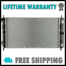 New Radiator For Chevy Malibu Pontiac G6 Saturn Aura 3.5 3.9 V6 Lifetime Waranty