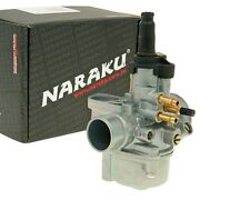 Naraku Carburador 17,5mm E-Choke para Peugeot de pie Speedfight Viva Ciudad Buxy