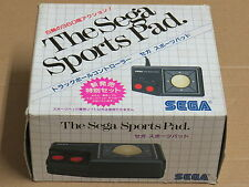 The Sega Sports Pad SP-500 + Sports Pad Soccer Mark III / Master System * NEW *