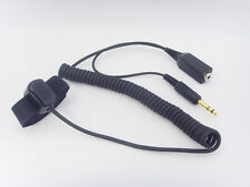 Aviation GA Pilot Headsets PTT Push To Talk Switch for DC Headsets and others