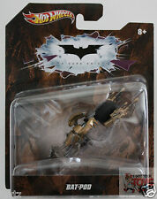 BAT-POD Wave 3 1:50 Mattel Hot Wheels DC Dark Knight Rises Die Cast 2011 Vehicle
