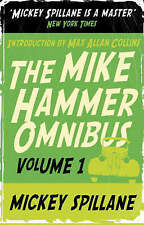 "The Mike Hammer Omnibus: "" I, the Jury "" , "" My Gun Is Quick "" , ""-ExLibrary"
