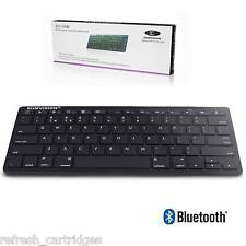 SUMVISION WIRELESS BLUETOOTH COMPACT SLIM KEYBOARD FOR PC PS3 TABLET IPAD IPHONE