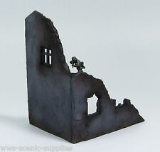 WWS WWII Scenery/Terrain, Model Ruined Farm House Warlord 20 - 28mm R16