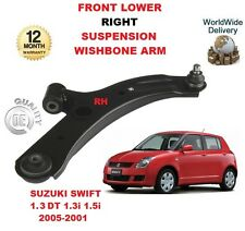 POUR SWIFT SUZUKI 1,3 1,5 2005-2011 AVANT BRAS DE SUSPENSION TRIANGLE DROIT