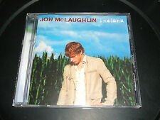 Jon McLaughlin - Indiana 2007 CD catchy pop rock excellent condition