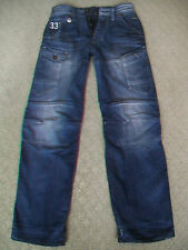 MENS G STAR 'GENERAL 5620 LOOSE' JEANS - BNWT - SIZE 28