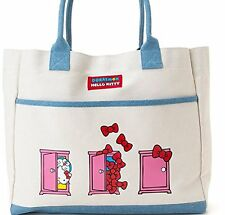 Doraemon and Hello Kitty Collaboration bag! by SANRIO! CUTE!