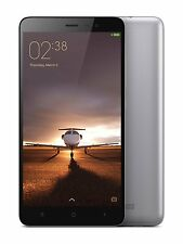 Xiaomi Redmi Note 3 Grey |16GB|2GB|16MP/5MP |4G VoLTE 1 year Mi India Warranty