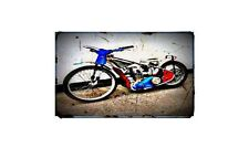 1986 jawa speedway Bike Motorcycle A4 Photo Poster