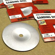 5 BLACK & DECKER A1421 HIGH PERFORMANCE TUNGSTEN CARBIDE FINE SANDING DISCS