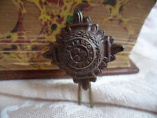 VINTAGE OFFICER PIP MILITARY BADGE TRIA JUNCTA IN UNO ORDER OF THE BATH OLD PIN