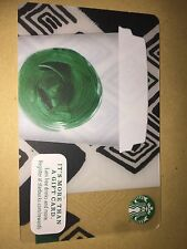 Black Tribute Starbucks Card USA  Souvenir  Ref 6086 Obama