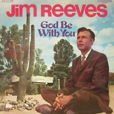 Jim Reeves(Vinyl LP)God Be With You-RCA Camden-CDS 1092-UK-VG/Ex