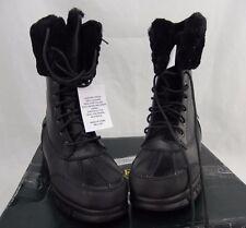 Lauren Ralph Lauren Quinta Winter Boots 8.5 B  Black $169.00