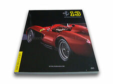 "2011 FERRARI OFFCIAL MAGAZINE ISSUE ""13"" FF 458 ITALIA 599 GTO BARCELONA ENGLISH"
