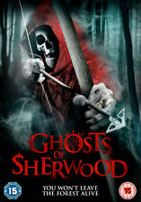 GHOSTS OF SHERWOOD    - DVD - REGION 2 UK