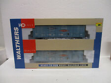 Walthers 932-27022 Thrall Door Boxcar (2-Pack) Bennett Lumber HO NOS