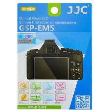 JJC GSP-EM5 Optical GLASS LCD Screen Protector Film for Olympus EM5 OMD OM-D H9