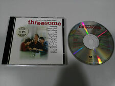 THREESOME SOUNDTRACK OST BSO CD 1994 EPIC AUSTRIA EDITION U2 NEW ORDER
