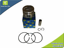 New Kubota V1505 Kit Piston & Rings STD