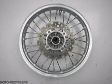00 KX80 KX 80 rear wheel rim disc 47