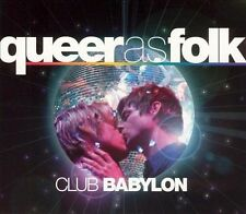 NEW Queer as Folk Club Babylon Original Soundtrack R&B Soul Dance Music Rare CD