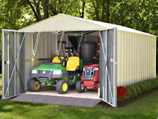 Arrow 10x20 Mountaineer Metal Storage Shed Kit (MHD1020)