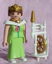 PLAYMOBIL figurine PRINCESSE princesse et son rouet palais chateau moyen age
