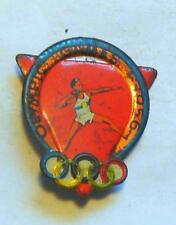 1956 OLYMPIC GAMES MELBOURNE AUSTRALIA Olympics Sport Pin SHOT PUT VERY RARE!!!!