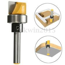 3/4''W X 7/16''H - 1/4'' Shank Hinge Mortise Template Router Bit Milling Cutter